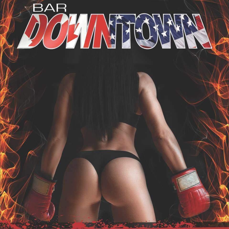 Bar Downtown, Danseuses Nues, Montréal, SORTiR MTL