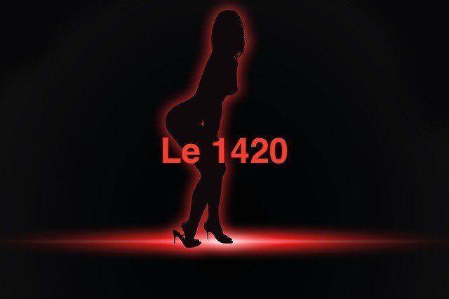 Bar 1420, Danseuses nues, Gramby, SORTiR MTL