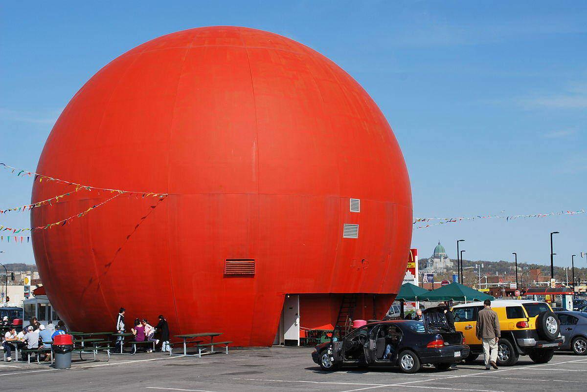Orange Julep, Montréal