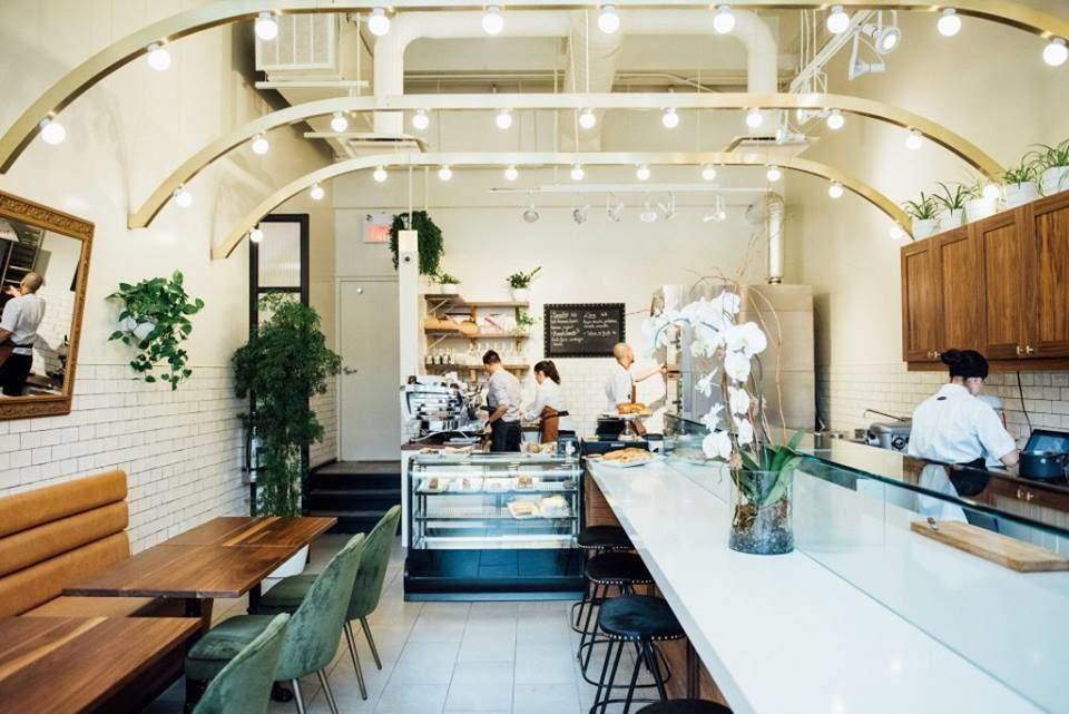 Café Bazin, Restaurant, Montréal