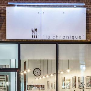 La Chronique, Restaurants, Montréal, SORTiRMTL