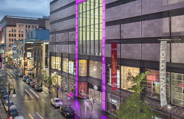 Le Centre Eaton, Shopping, Montréal