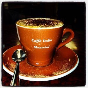 Caffè Italia, Café, Montréal, SORTiR MTL