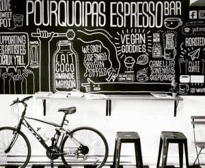 Pourquoi Pas Espresso Bar, Café, Montréal, SORTiR MTL
