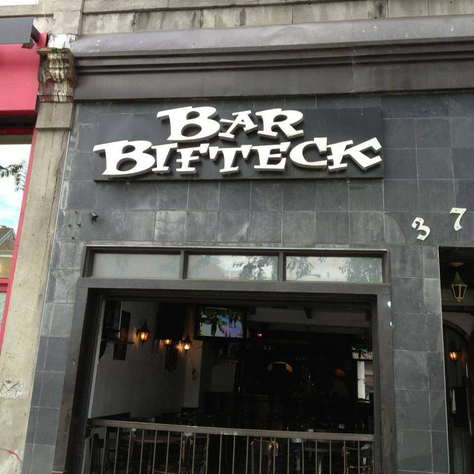 Bar Bifteck, Montréal, SORTiR MTL